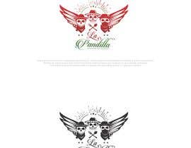 #50 cho A creative and unique logo for a mexican restaurant called La Pandilla  The name means in English (the gang) I need to see crazy ideas No generic ideas or standard logo templates or copies from other logos will be accepted bởi creativelogodes