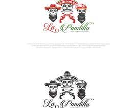#67 cho A creative and unique logo for a mexican restaurant called La Pandilla  The name means in English (the gang) I need to see crazy ideas No generic ideas or standard logo templates or copies from other logos will be accepted bởi creativelogodes