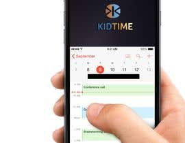 "#252 for Design a Logo for Mobile App ""KidTime"" by DragonGraph"