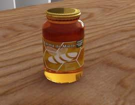 #19 untuk Label design for Honey Jar (eticheta miere) oleh daberrio