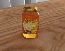#21 untuk Label design for Honey Jar (eticheta miere) oleh daberrio