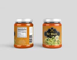 #26 untuk Label design for Honey Jar (eticheta miere) oleh Xclusive61