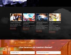 #4 untuk Create a landing page design PSD oleh corradoenlaweb