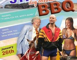 #7 untuk Australia Day Invitation oleh arxenis