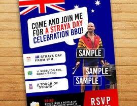 #8 untuk Australia Day Invitation oleh mishamelukis