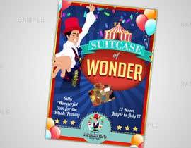 gt4ever tarafından Design a poster for a kids magic show için no 47