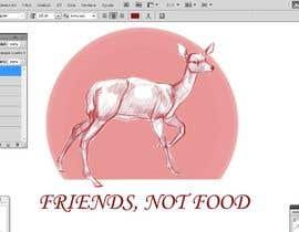 #8 for I need an Illustrator for Vegan Illustration af daviddelpino