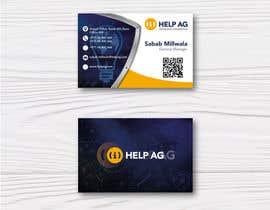 Nro 124 kilpailuun Design profesisonal Business Cards for Cybersecurity käyttäjältä armandolfo
