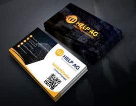 Nro 225 kilpailuun Design profesisonal Business Cards for Cybersecurity käyttäjältä OSHIKHAN