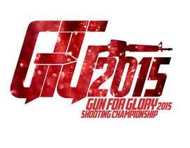 #32 for Design a Logo for Gun for glory shooting championships 2015 af hadanissingh