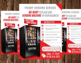 #67 for Design a Flyer For A Vending Machine Company by ssandaruwan84