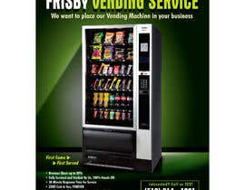 #75 for Design a Flyer For A Vending Machine Company by Jharna3