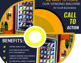 #201 for Design a Flyer For A Vending Machine Company by narayaniraniroy