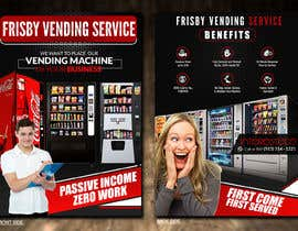 #159 for Design a Flyer For A Vending Machine Company by FantasyZone