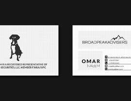 #906 for design biz card by Mithuncreation
