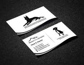 #904 for design biz card by EagleDesiznss
