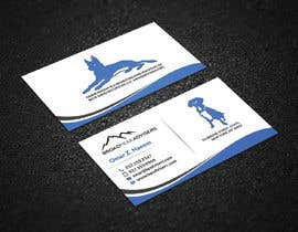 #911 for design biz card by EagleDesiznss
