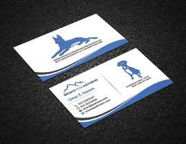#913 for design biz card by EagleDesiznss