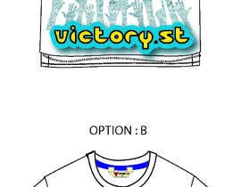 #36 for Create 2 t-shirt designs in vectorial format. by rbtrajib