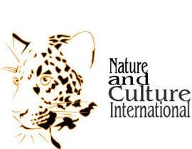 #23 para Logo Design for Nature & Culture International de rolandhuse
