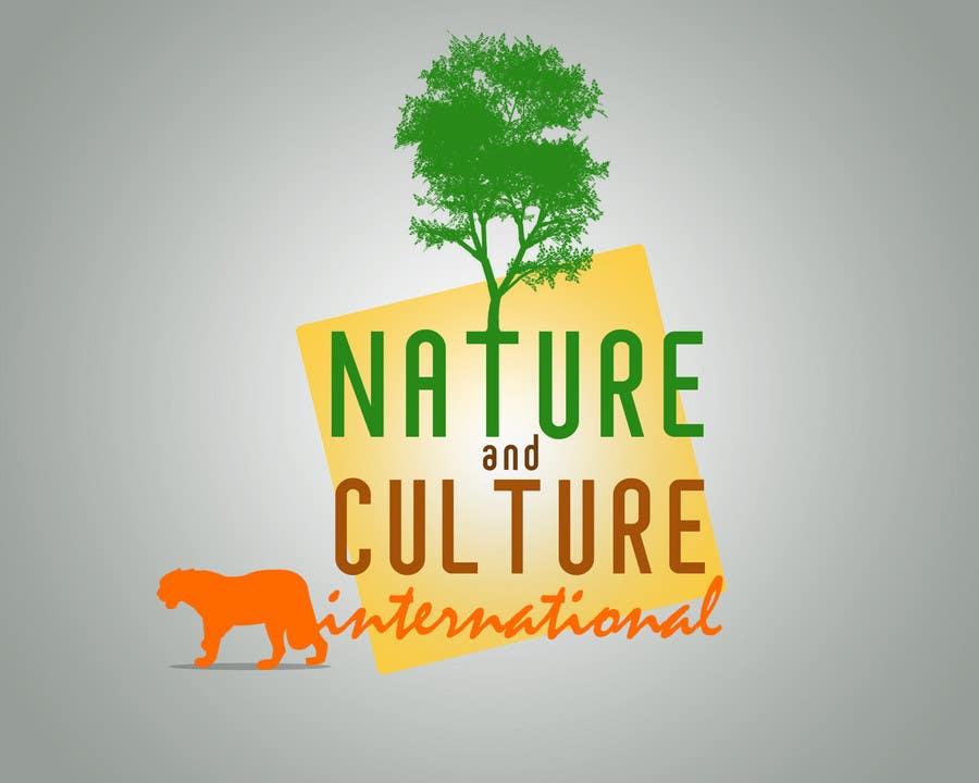 Contest Entry #                                        172                                      for                                         Logo Design for Nature & Culture International