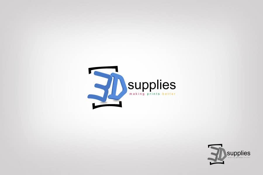Конкурсная заявка №80 для Logo Design for 3dSupplies.com.au