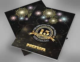 Nro 13 kilpailuun Nova 15th Anniversary Invite käyttäjältä ershad0505
