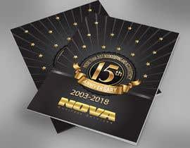 Nro 24 kilpailuun Nova 15th Anniversary Invite käyttäjältä ershad0505