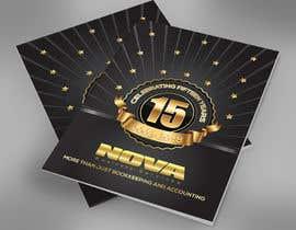 Nro 25 kilpailuun Nova 15th Anniversary Invite käyttäjältä ershad0505