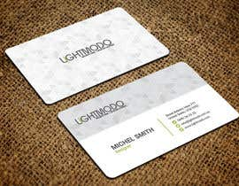 #60 for Design new modern Business Cards by Jahir4199