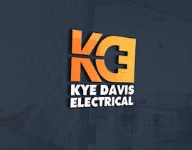 Nro 10 kilpailuun My business name is Kye Davis Electrical. But may also be designed as (KDE) thanks. käyttäjältä Alaedin