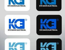 Nro 14 kilpailuun My business name is Kye Davis Electrical. But may also be designed as (KDE) thanks. käyttäjältä Alaedin