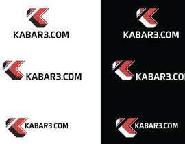 #297 för Design a Logo KABAR3.COM av hassanrasheed28
