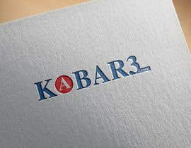#296 för Design a Logo KABAR3.COM av mdahasanhabibs