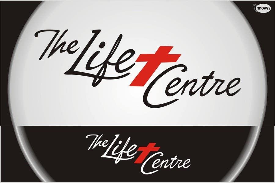 Kilpailutyö #129 kilpailussa Logo Design for The Life Centre