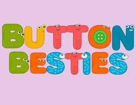 #125 for Button Buddies Logo by janainabarroso