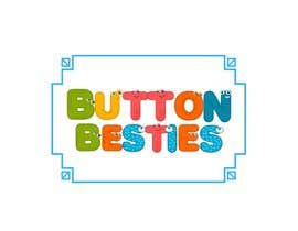 #127 for Button Buddies Logo by janainabarroso