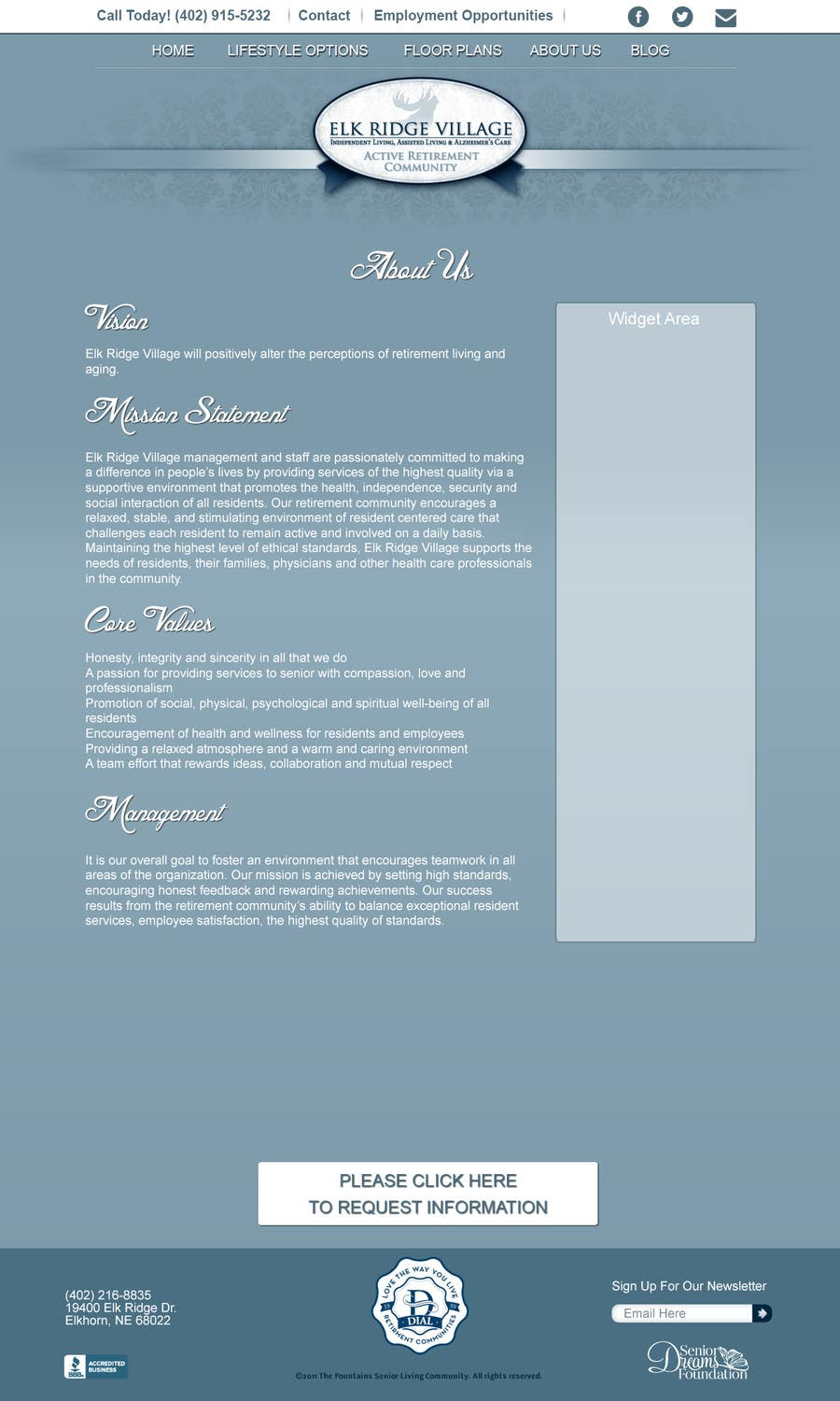 Entry #24 by chillipatchweb for Design a Wordpress Mockup for A
