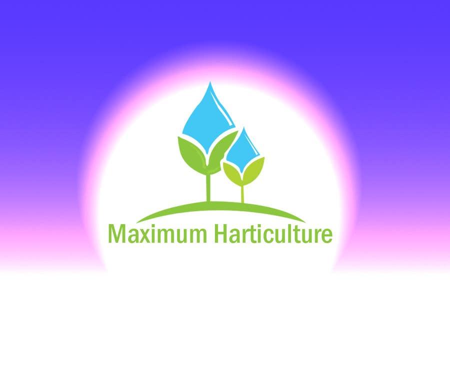 Penyertaan Peraduan #                                        19                                      untuk                                         Design a Logo for my horticulture company