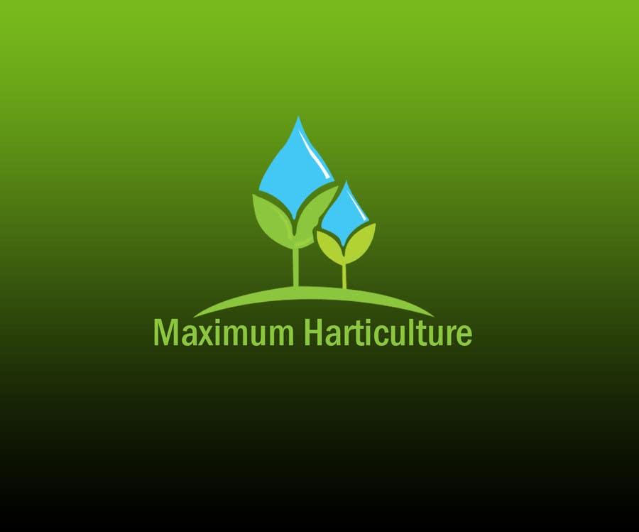 Penyertaan Peraduan #                                        20                                      untuk                                         Design a Logo for my horticulture company