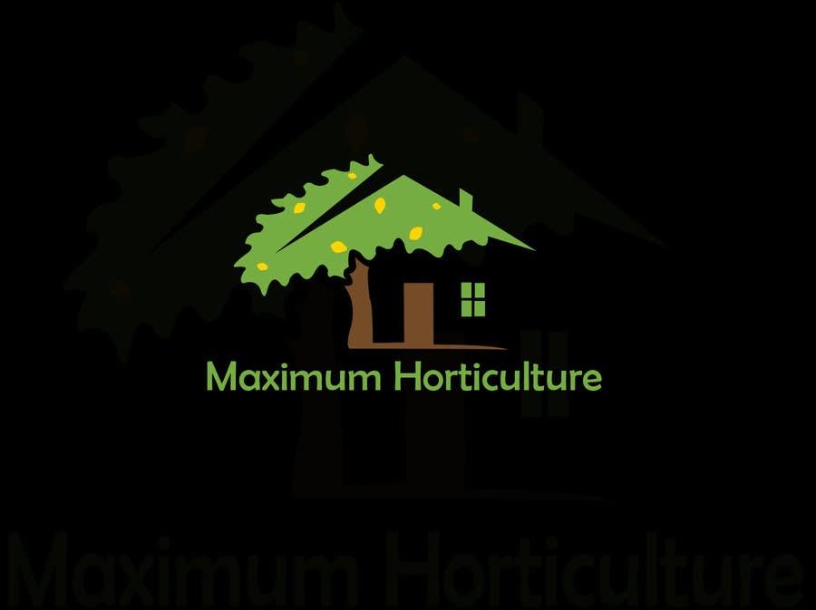 Penyertaan Peraduan #                                        24                                      untuk                                         Design a Logo for my horticulture company