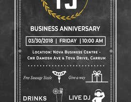 #22 for Nova 15th Anniversary Flyer by sreejitrozario