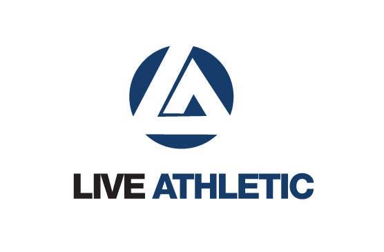 Konkurrenceindlæg #742 for Logo Design for LIVE ATHLETIC