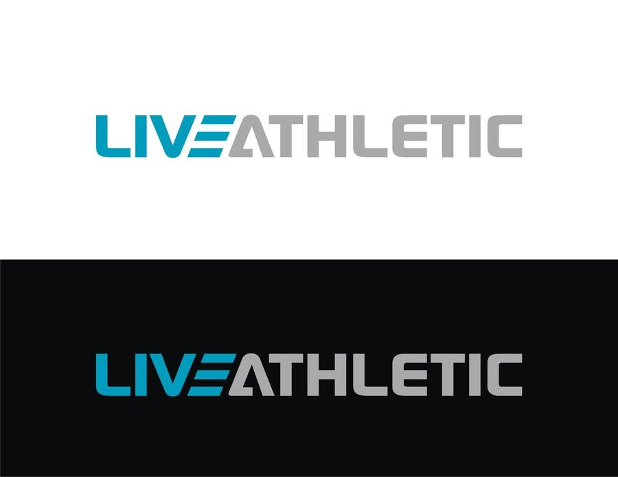 #300 for Logo Design for LIVE ATHLETIC by sourav221v