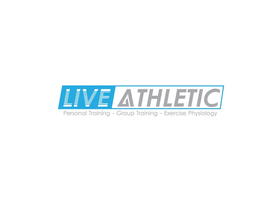 Konkurrenceindlæg #771 for Logo Design for LIVE ATHLETIC