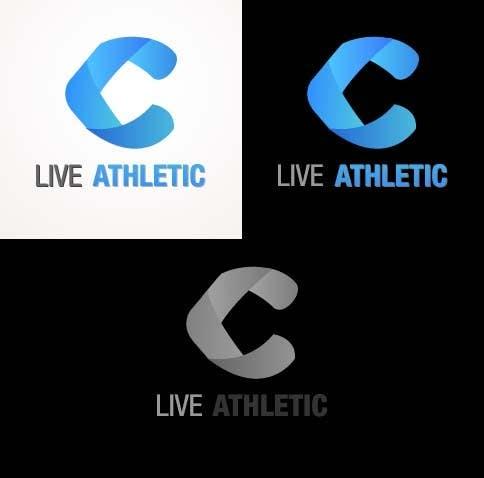 Inscrição nº 723 do Concurso para Logo Design for LIVE ATHLETIC