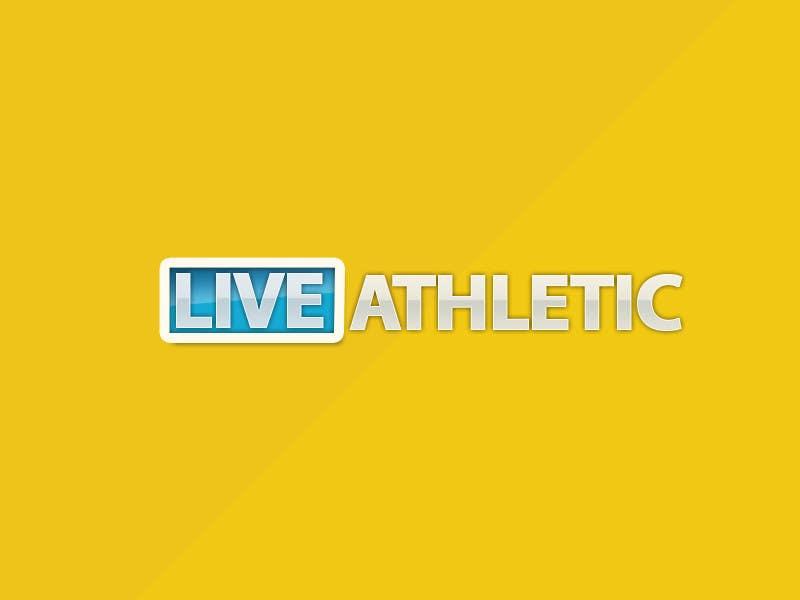 Kilpailutyö #597 kilpailussa Logo Design for LIVE ATHLETIC