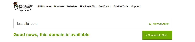 Penyertaan Peraduan #                                        8                                      untuk                                         Finding the best domain name available