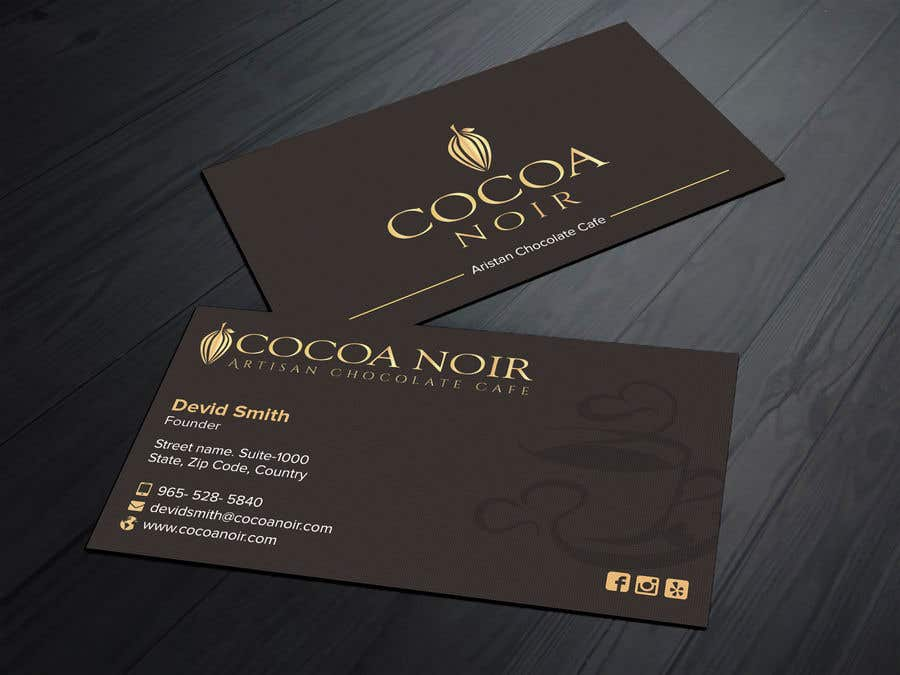 Entry 348 by sabbir2018 for i need a business card design for business card colourmoves