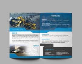 #45 za Design a Brochure For Mining Mechanic od Pixelgallery